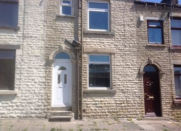 Thumbnail 2 bed terraced house to rent in Green Top Street, Fairweather Green, Bradford