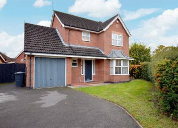 Thumbnail 3 bed detached house for sale in Gayton Thorpe Close, Heatherton Village, Derby