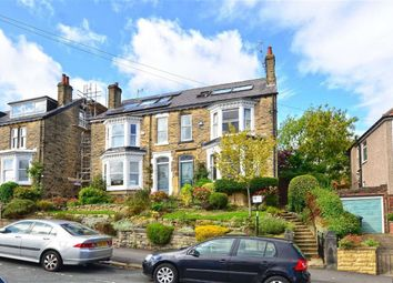 Thumbnail 4 bed semi-detached house for sale in Redcar Road, Sheffield