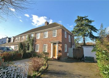 Thumbnail 3 bed semi-detached house for sale in Penton Road, Staines-Upon-Thames, Surrey