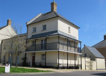 Thumbnail 4 bedroom town house for sale in Peverell Avenue West, Poundbury, Dorchester