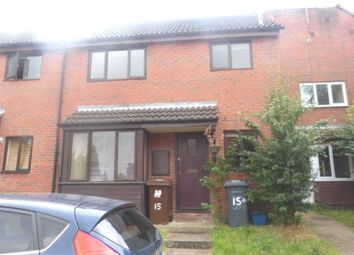Thumbnail 1 bed terraced house to rent in Fox Close, Elstree, Borehamwood