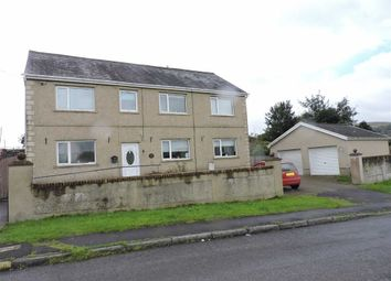 Thumbnail 4 bed detached house for sale in Twynrefail Place, Gwaun Cae Gurwen, Ammanford