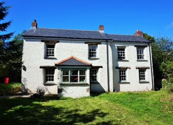 Thumbnail 4 bed detached house for sale in Goonhavern, Truro