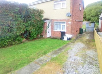 Thumbnail 2 bedroom end terrace house for sale in Tyn Y Cae, Alltwen, Pontardawe