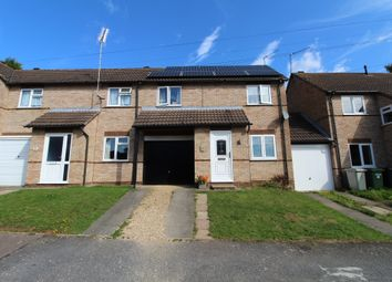 Thumbnail 3 bed link-detached house for sale in Ash Close, Uppingham, Oakham
