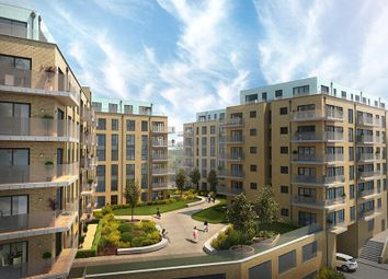 Thumbnail 2 bed flat for sale in Langley Square, Dartford
