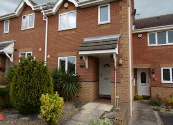 Thumbnail 2 bed town house to rent in Hallamshire Mews, Wakefield