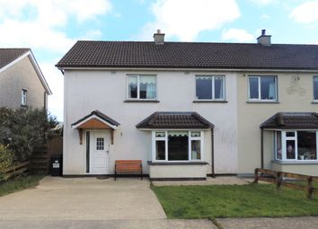 Thumbnail 4 bed semi-detached house for sale in 3 Stewarts Hall, Rathdrum, Wicklow
