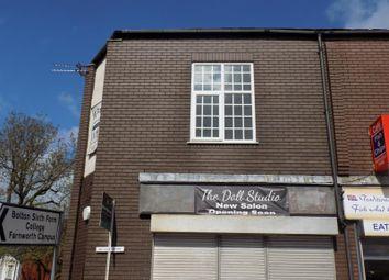 Thumbnail 2 bedroom flat to rent in Market Street, Farnworth, Bolton
