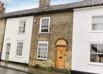 Thumbnail 2 bed terraced house for sale in London Road, Halesworth