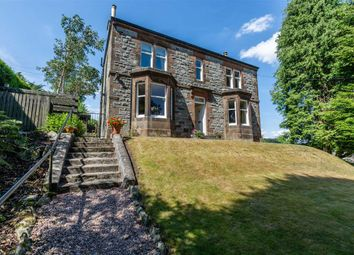 Thumbnail 4 bed detached house for sale in Church Brae, Glenfarg, Perthshire