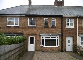 Thumbnail 3 bed terraced house to rent in Pretoria Road, Ibstock