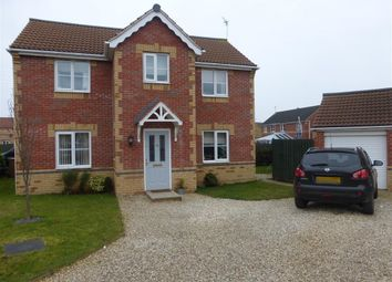 Thumbnail 4 bed detached house for sale in Granville Road, Scunthorpe