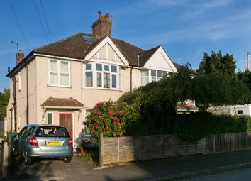 Thumbnail 4 bedroom semi-detached house to rent in Ridgeway Road, Headington, Oxford
