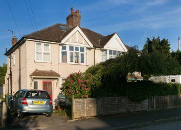 Thumbnail 4 bed semi-detached house to rent in Ridgeway Road, Headington, Oxford