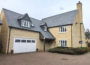 Thumbnail 5 bed detached house for sale in Yarnton, Oxfordshire