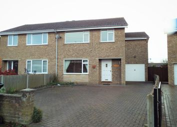 Thumbnail 4 bed semi-detached house to rent in Chestnut Drive, Louth, Lincolnshire