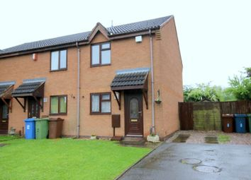 Thumbnail 2 bed semi-detached house for sale in Dryburgh Close, Western Downs, Stafford