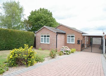 Thumbnail 2 bed detached bungalow for sale in Woodleigh Close, Chesterfield