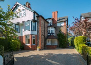 Thumbnail 6 bed semi-detached house for sale in Warwick Drive, Hale, Altrincham