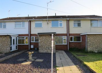 Thumbnail 4 bed terraced house to rent in Loxley Close, Wellesbourne, Warwick