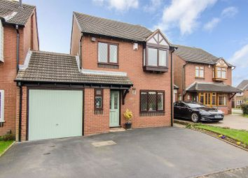 Thumbnail 3 bed detached house for sale in Hartslade, Boley Park, Lichfield