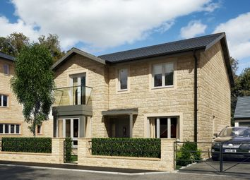 "Thumbnail 4 bed detached house for sale in ""Candese"" at Granville Road, Lansdown, Bath, Somerset, Bath"