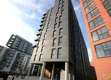 Thumbnail 3 bed flat to rent in The Riverside, Lowry Wharf, Derwent Street, Salford