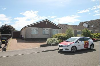 Thumbnail 3 bed detached bungalow to rent in Grangehill Drive, Monifieth
