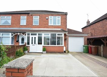 Thumbnail 3 bed semi-detached house for sale in Warley Road, Scunthorpe