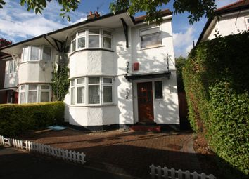 Thumbnail 4 bed terraced house to rent in Parkview Gardens, Hendon
