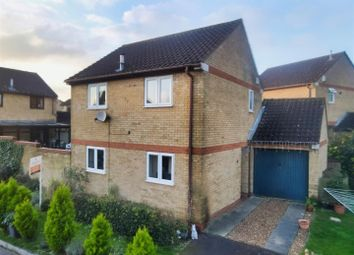 Thumbnail 3 bed detached house for sale in Hartwort Close, Walnut Tree, Milton Keynes