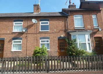 Thumbnail 2 bed terraced house to rent in 7 Wrexham Road, Whitchurch