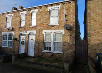 Thumbnail 3 bed semi-detached house for sale in York Road, Wisbech, Cambridgeshire