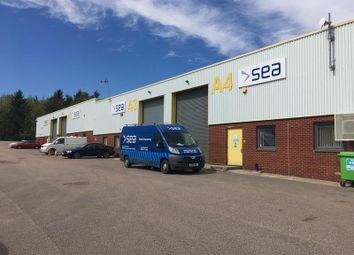 Thumbnail Light industrial to let in Unit A4, Lombard Centre, Kirkhill Place, Kirkhill Industrial Estate, Dyce, Aberdeen