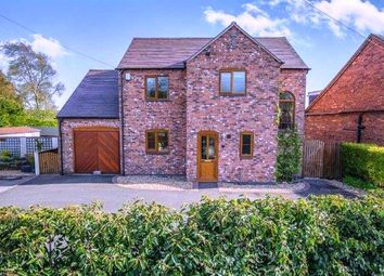 Thumbnail 3 bed detached house for sale in The Green Road, Ashbourne