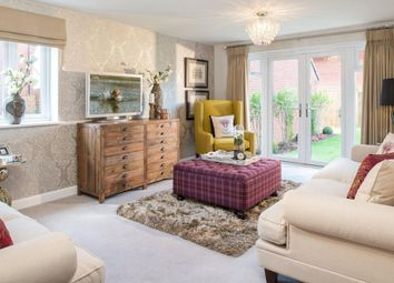 "Thumbnail 4 bed detached house for sale in ""Winstone"" at Caistor Lane, Poringland, Norwich"
