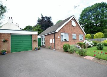 Thumbnail 3 bed detached bungalow for sale in Lancaster Road, Chesterfield