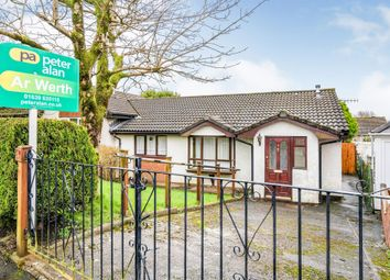 Thumbnail 2 bed semi-detached bungalow for sale in Willow Walk, Cimla, Neath