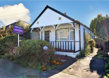 Thumbnail 3 bed detached bungalow for sale in Cliff Gardens, Sheerness