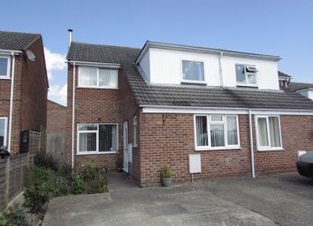 Thumbnail 3 bed semi-detached house for sale in Chesterton Road, Thatcham