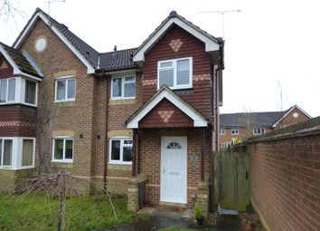 Thumbnail 2 bed semi-detached house to rent in Francis Gardens, Warfield, Bracknell