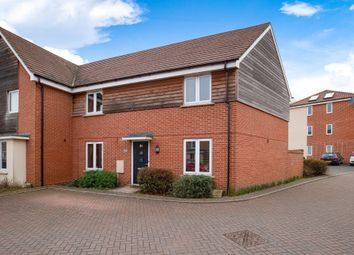 3 bed end terrace house for sale in Adams Drive, St. Ives, Huntingdon PE27
