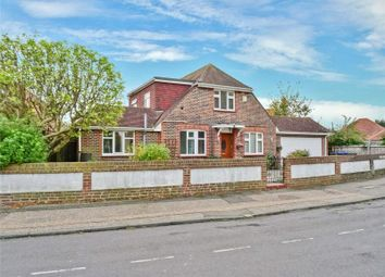 Thumbnail 3 bed detached house for sale in Garrick Road, Broadwater, Worthing