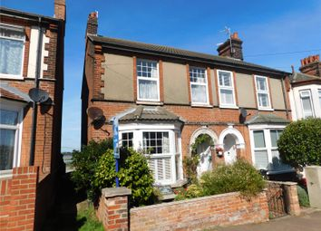 3 bed end terrace house for sale in Nelson Road, Harwich, Essex CO12