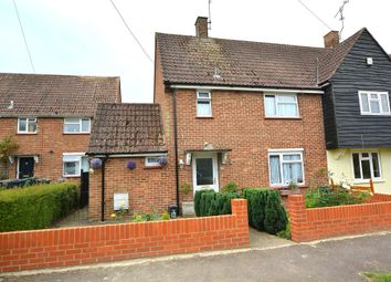 Thumbnail 2 bed end terrace house for sale in South Road, Takeley, Bishop's Stortford