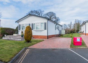 Newport Road, Albrighton WV7. 2 bed mobile/park home for sale