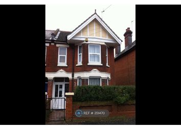 Thumbnail 7 bed semi-detached house to rent in Highfield, Southampton