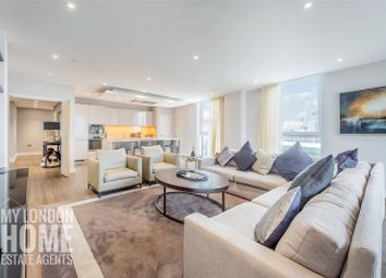 4 bed flat for sale in Pinto Tower, Nine Elms Point, 4 Hebden Place SW8